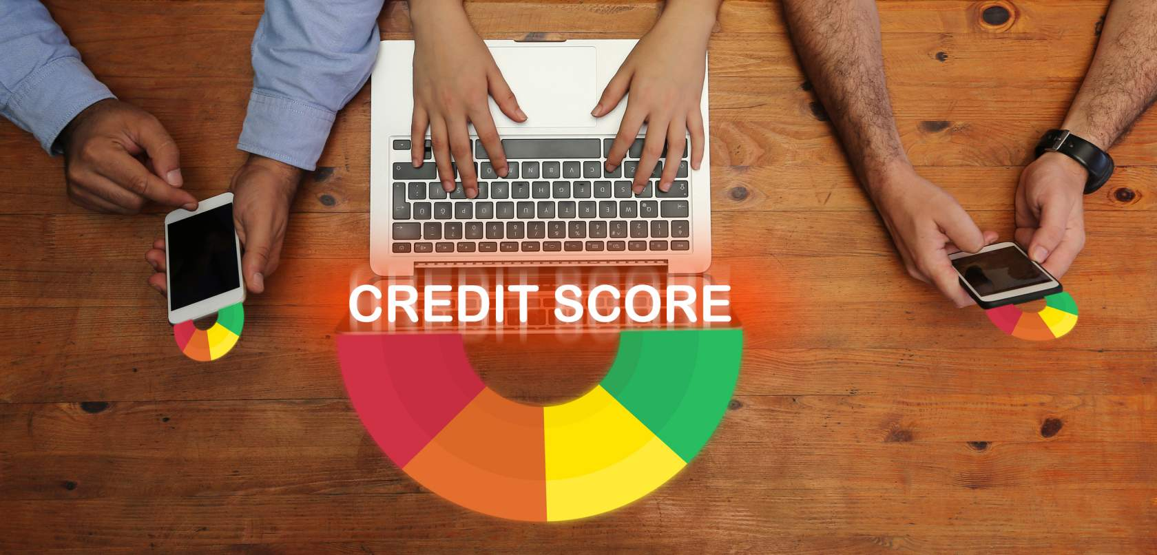 Learning about your credit score.